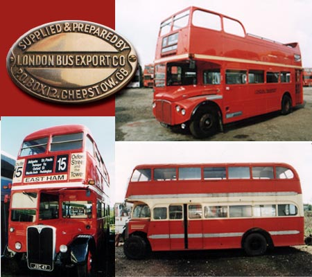 classic london buses  vintage collectors buses